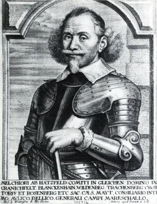 Melchior Graf von Hatzfeldt