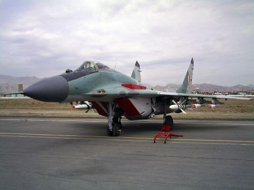 MiG-29SE