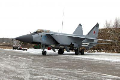 MiG-31 představuje bezpochyby nejvýkonnější přepadový stíhač světa