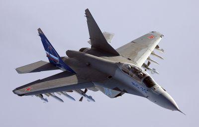 Víceúčelový letoun MiG-35 vychází z konstrukce MiG-29, do které integruje prvky nejmodernějších strojů 5. generace