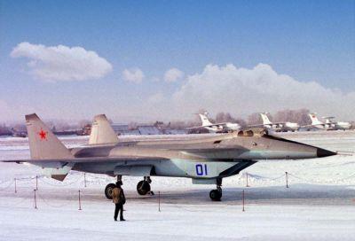 Ambiciózní letoun 5. generace MiG MFI (výhledově označený zřejmě MiG-39) zůstal pouze na úrovni demonstrátoru