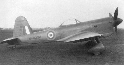 Miles M.20 - druhý prototyp