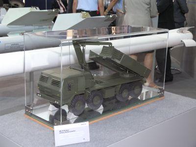 Model systému RM-70 Modular (foto: Marian Visingr)