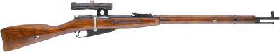 Speciální varianta pušky Mosin-Nagant pro sovětské odstřelovače
