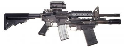 M26 Modular Accessory Shotgun System (MASS)