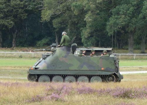 Pansarbandvagn 302 (Pbv 302)