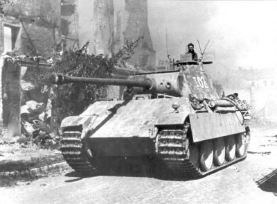 Panzerkampfwagen V Panther (SdKfz 171)