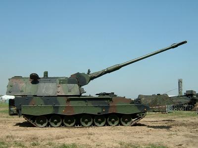 Panzerhaubitze 2000 (PzH 2000)