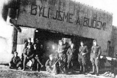 Pěchotní srub K-S 14 u Prostřední Lipky (1938)