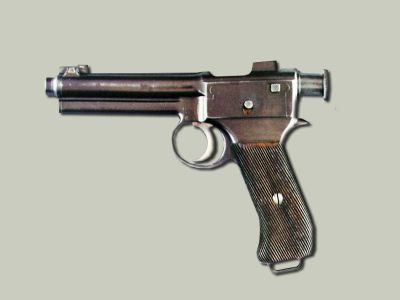 Pistole Steyr vzor 1907