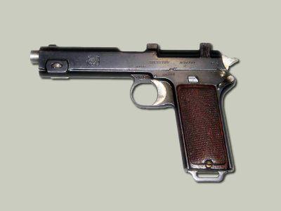 Pistole Steyr vzor 1912