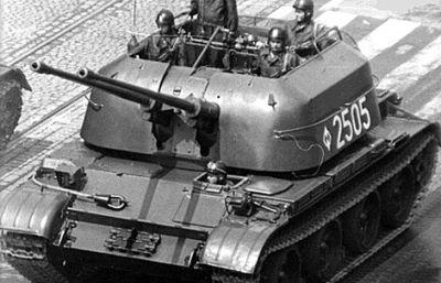 Polský ZSU-57-2