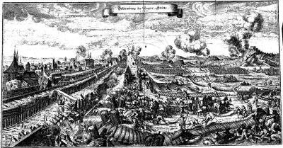 Obléhání Prahy