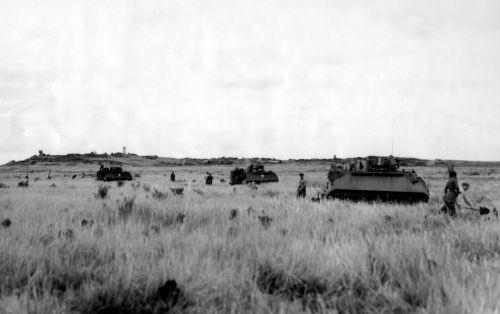 M113 ve Vietnamu