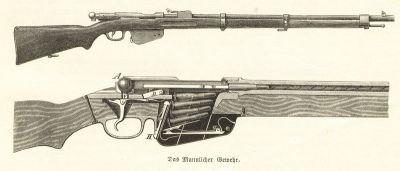 Mannlicher M1886/90