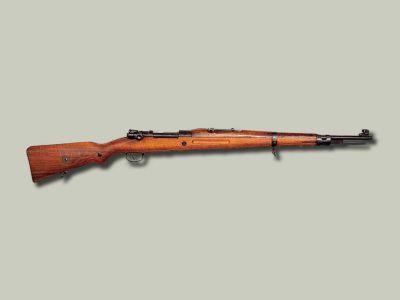 Jednotná puška naší prvorepublikové armády, puška Mauser vzor 24