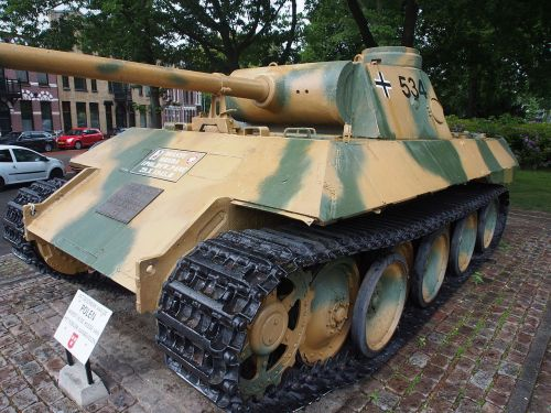 PzKpfw. V Panther Ausf. D
