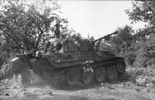 PzKpfw. V Panther Ausf. G v bocage