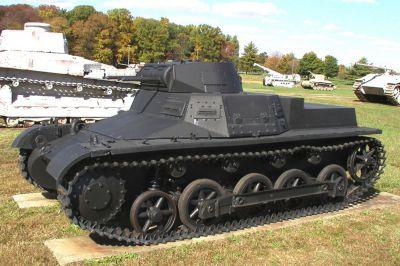 Panzerkampfwagen I (resp. PzKpfw I či SdKfz 101)