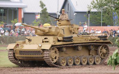Panzerkampfwagen III (resp. PzKpfw III či SdKfz 141)