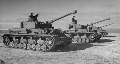 Panzerkampfwagen IV (SdKfz 161, PzKpfw IV nebo Pz IV)