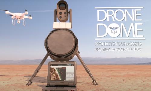 Rafael Drone Dome