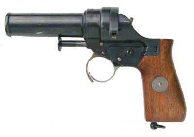 Raketová pistole vz. 30