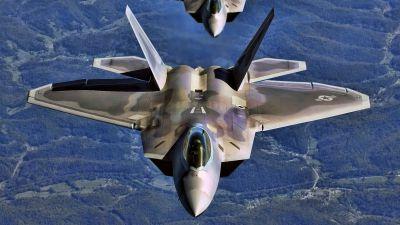 Lockheed Martin F-22 Raptor, první bojový letoun páté generace