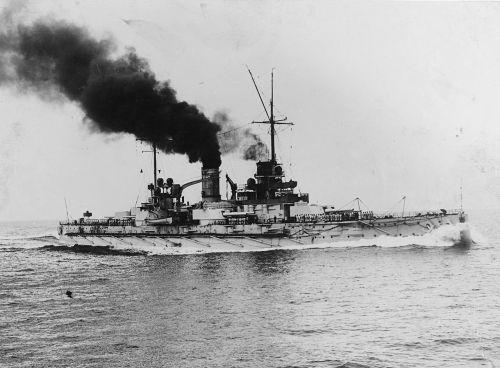 SMS Nassau