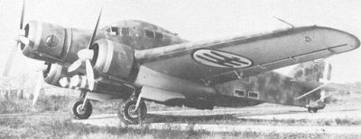 Savoia-Marchetti SM-79 Sparviero