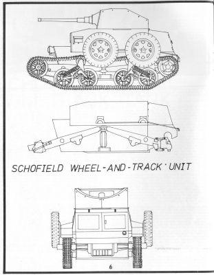 Schofield Tank Type II