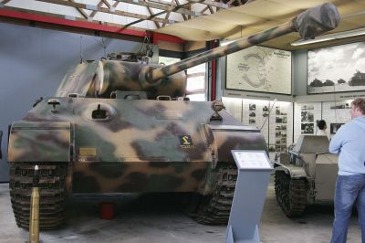 Panzerbefehlswagen V Panther Ausf. A