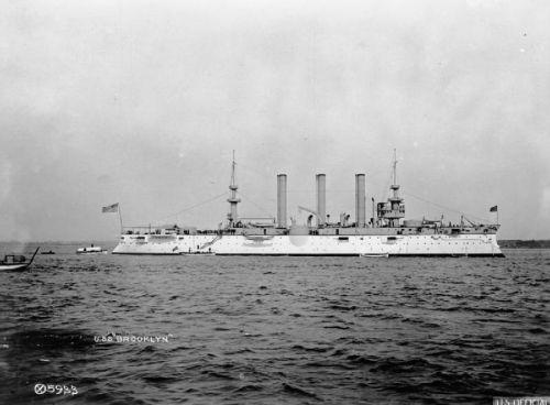 USS Brooklyn (ACR-3)