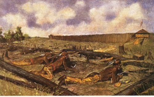 Obléhání pevnosti Detroit v roce 1763
