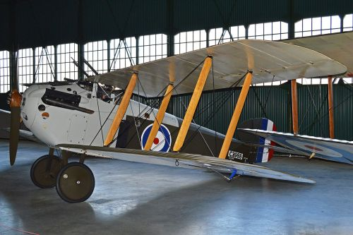 Sopwith 5F.1 Dolphin