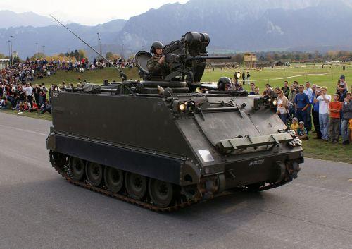 Spz 63 M-113 A1 Kranpanzer 63 (2006)