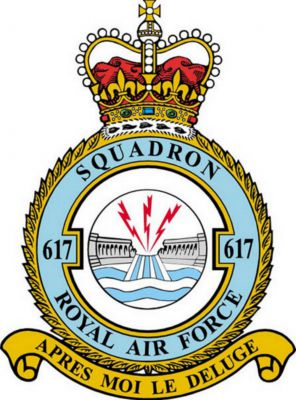 Logo 617. squadrony RAF