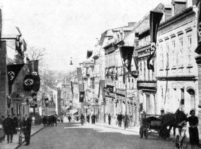 Sudetoněmecký puč, září 1938, Aš