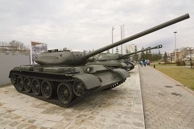 T-54 Model 1946 (T-54-1)