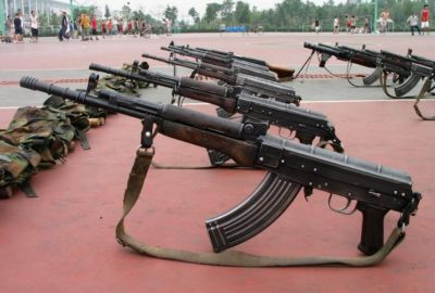 Modernizovaná čínská útočná puška Type 81