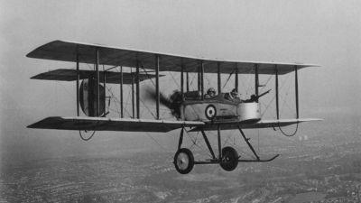 """Vickers F.B.5 (alias """"Gunbus"""")"""