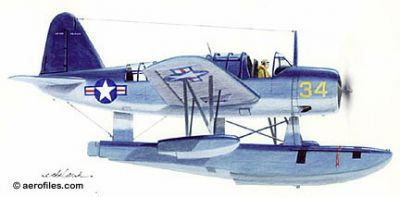 Vought OS2U (N.A.F. OS2N) Kingfisher
