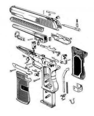 Samonabíjecí pistole vz. 52