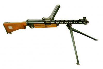 Kulometná pistole ZK-383
