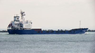 nákladní loď Klos-C