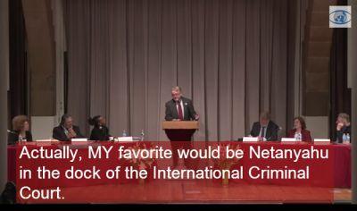 prof. Schabas prozrazuje, kdo je jeho favoritem pro ICC: Netanjahu