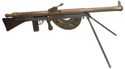 """Fusil Mitrailleur M'15 (""""Chauchat"""")"""