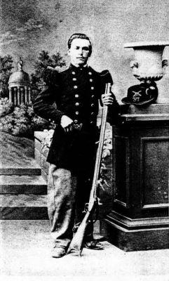 Eidgenössischer Stutzer 1851