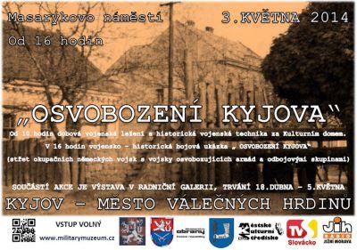 Osvobození Kyjova