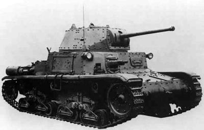 Carro Armato M.15/42